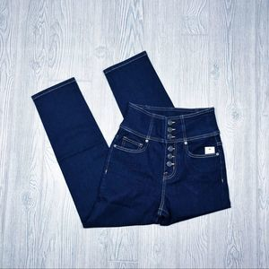 Joie Laurelle cropped jeans moonstone size 26 NEW